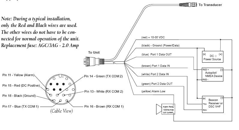 garmin 3210 gps wiring diagram garmin gpsmap wiring